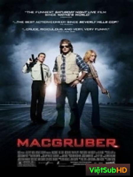 Đặc Vụ Macgruber