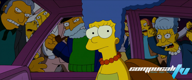 Los Simpsons la Película 1080p HD MKV Latino