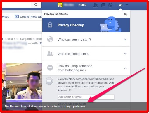 how to unblock facebook on a computer