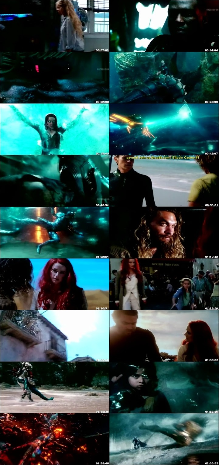Aquaman 2018 Full Movie Download