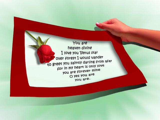 Wallpaper Desk : Love Poem Backgroun, Free Love