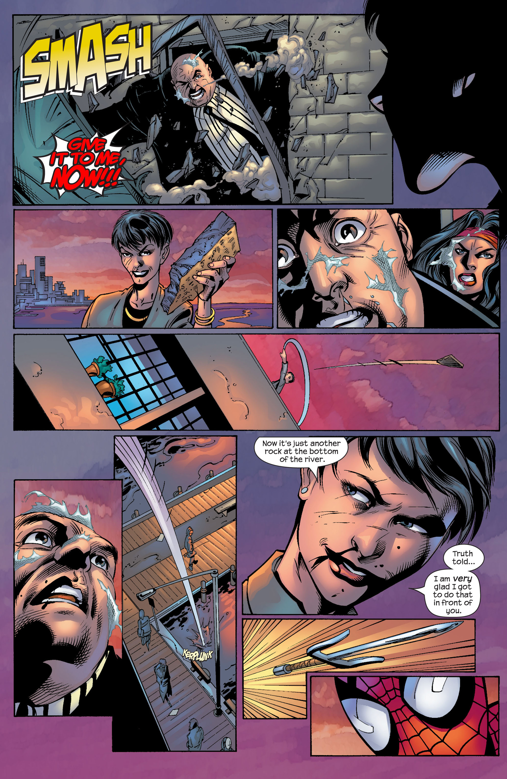 Read online Ultimate Spider-Man (2000) comic -  Issue #53 - 20