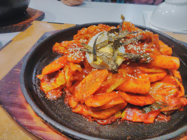 Menu Don Woori