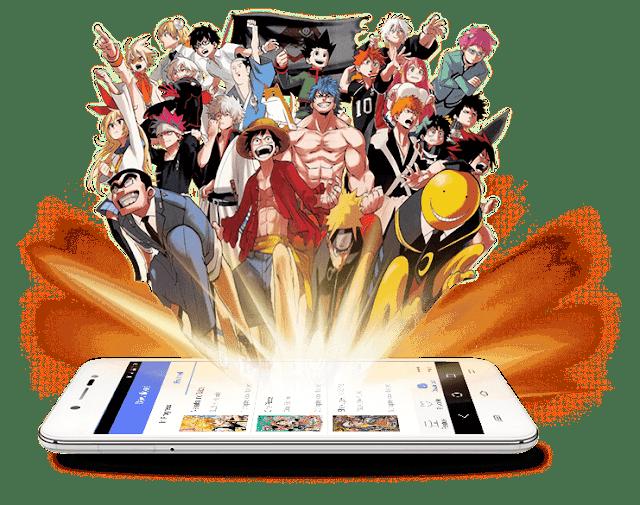 Aplikasi Gratis Pembaca Komik dan Manga Android