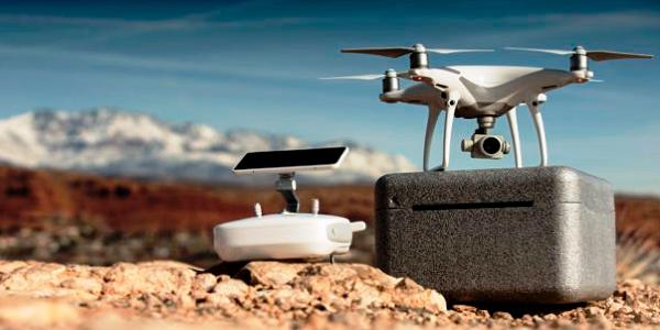 Drone Berteknologi Canggih