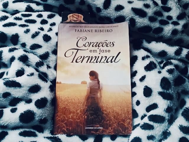 Corações em fase terminal - Fabiane Ribeiro | Resenha