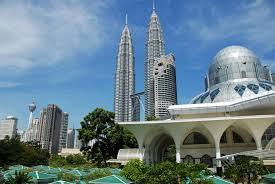 Menara Kembar Petronas, Malaysia