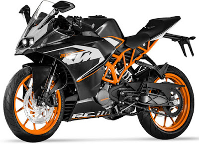 KTM RC 200 hd view image