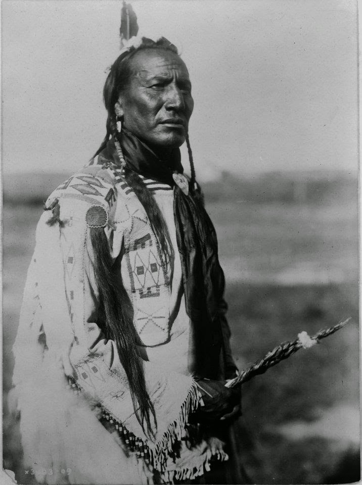 blackfoot indian indians tribe faces plains clothes native american warrior historic blackfeet culture location montana wears 1911