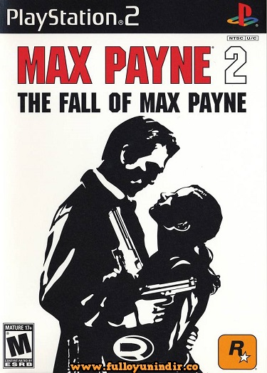 Max Payne 2 The Fall of Max Payne (PAL) Playstation 2 Full