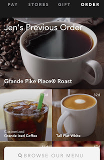 starbucks mobile app rewards