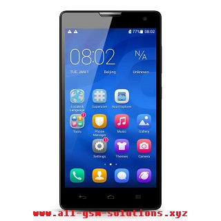 huawei Honor 3C H30-U10 Scatter Firmware