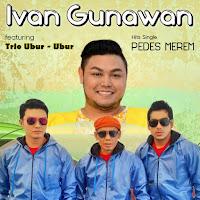 Lirik Lagu Ivan Gunawan Pedes Merem (Feat Trio Ubur Ubur)