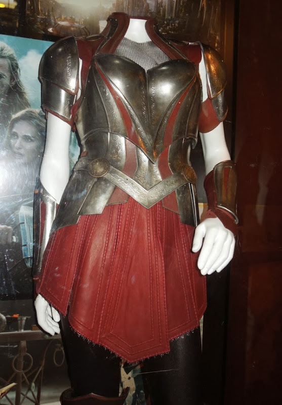 original Sif battle armor Thor 2