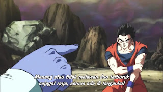 Dragon Ball Super Episode 108 Subtitle Indonesia