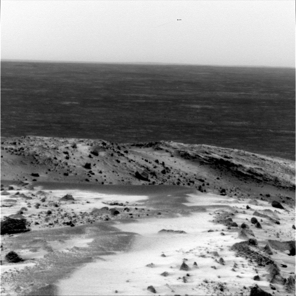 Mars UFO : NASA Spirit Rover Spotted UFO On Mars - UFO ...