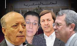 النيابة الجزائرية تطالب بالسجن 20 عاما لشقيق بوتفليقة وأخرون