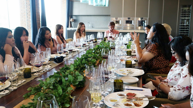 WINE APPRECIATION CLASS HATTEN WINES FT BALI BEAUTY BLOGGER
