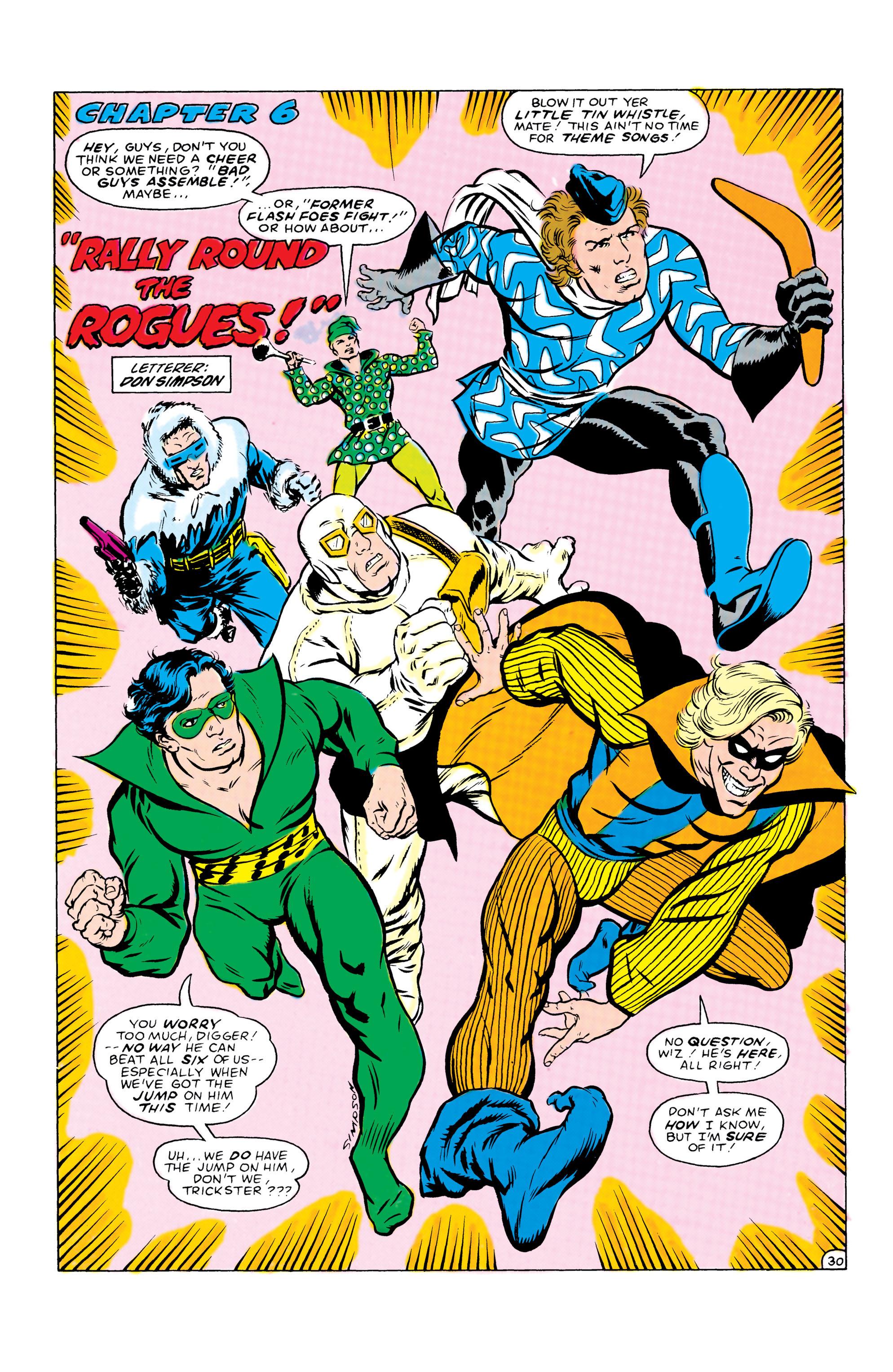 Read online Secret Origins (1986) comic -  Issue #41 - 31