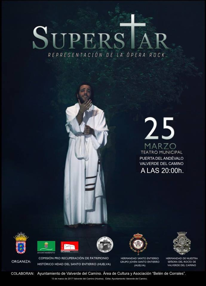 Jesucristo Superstar en Valverde