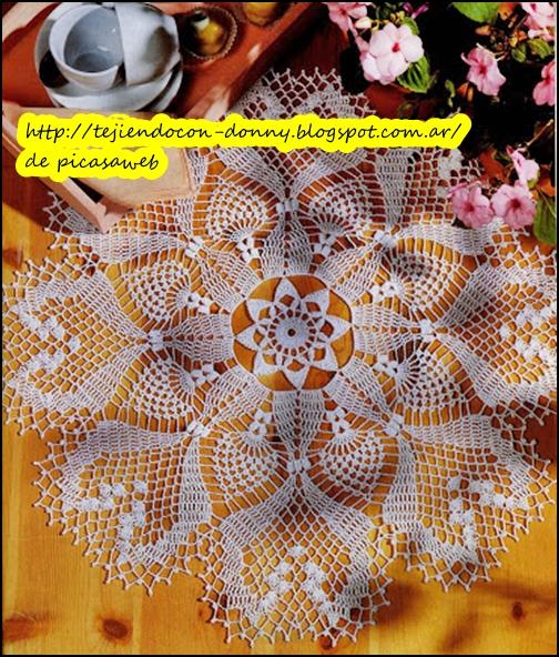 TEJIDOS A CROCHET - GANCHILLO - PATRONES: 1/05/16 - 1/06/16