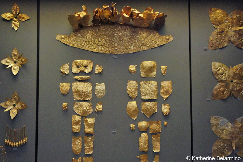 Mycenaean Gold National Archaeological Museum of Athens One Day in Athens