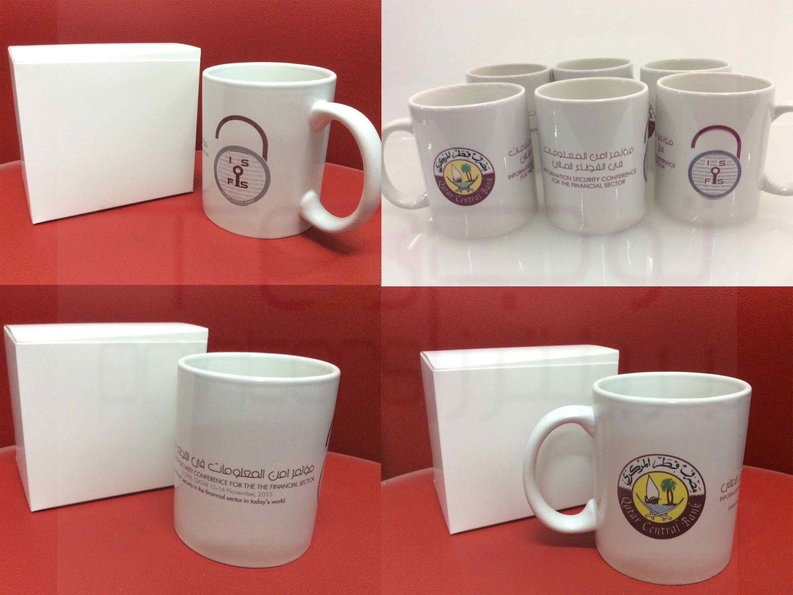 Top Printers: Sublimation Mug - Qatar