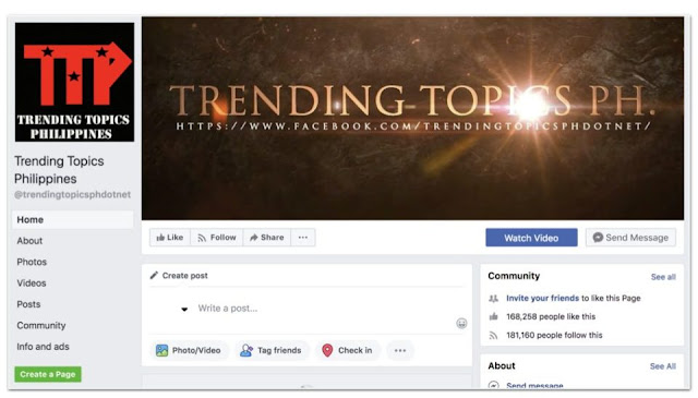 Facebook bans Twinmark Media Enterprises in the Philippines