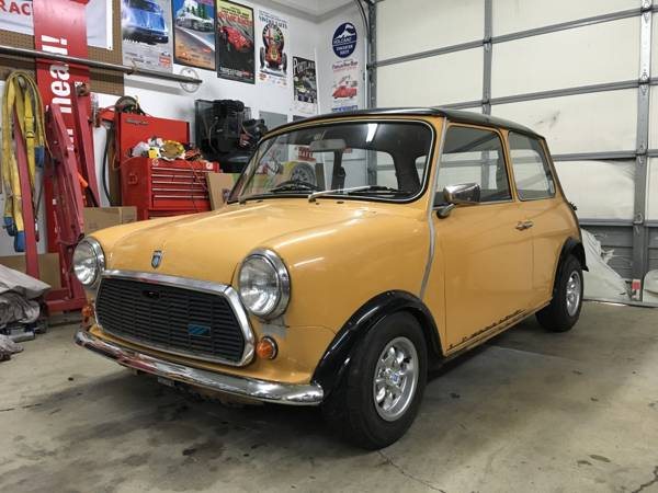 Classic Mini, 1976 Austin 1000