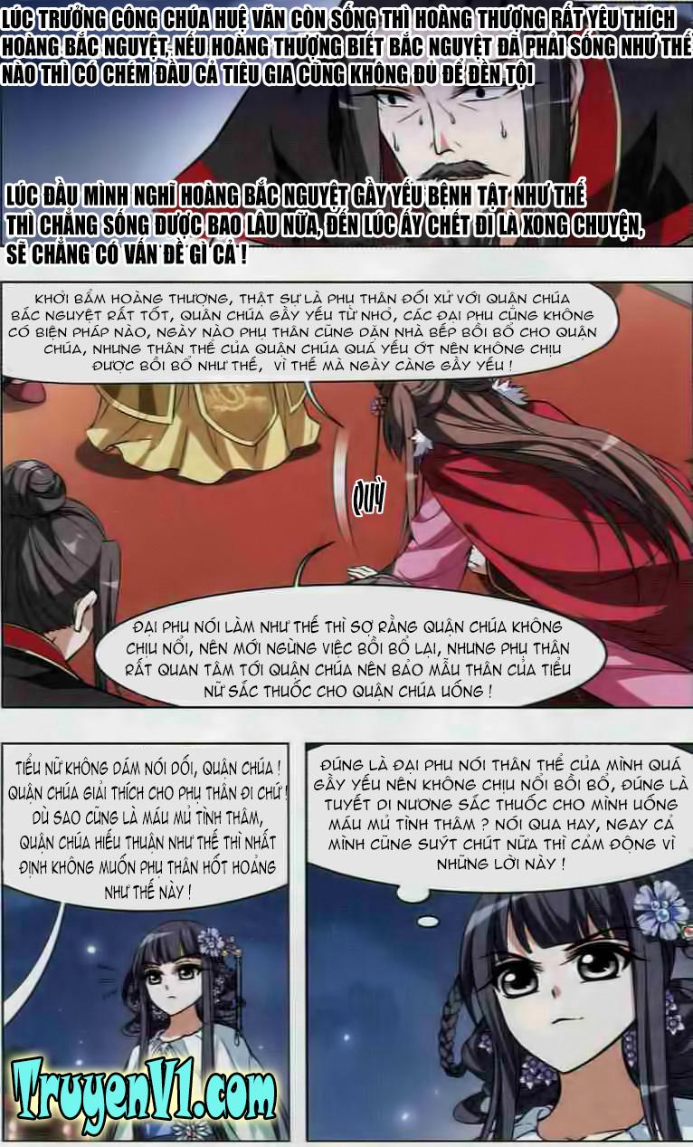 Phượng Nghịch Thiên Hạ Chap 17