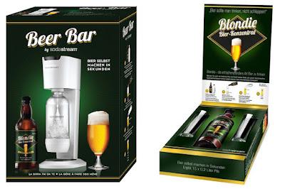 Beer Bar della SodaStream