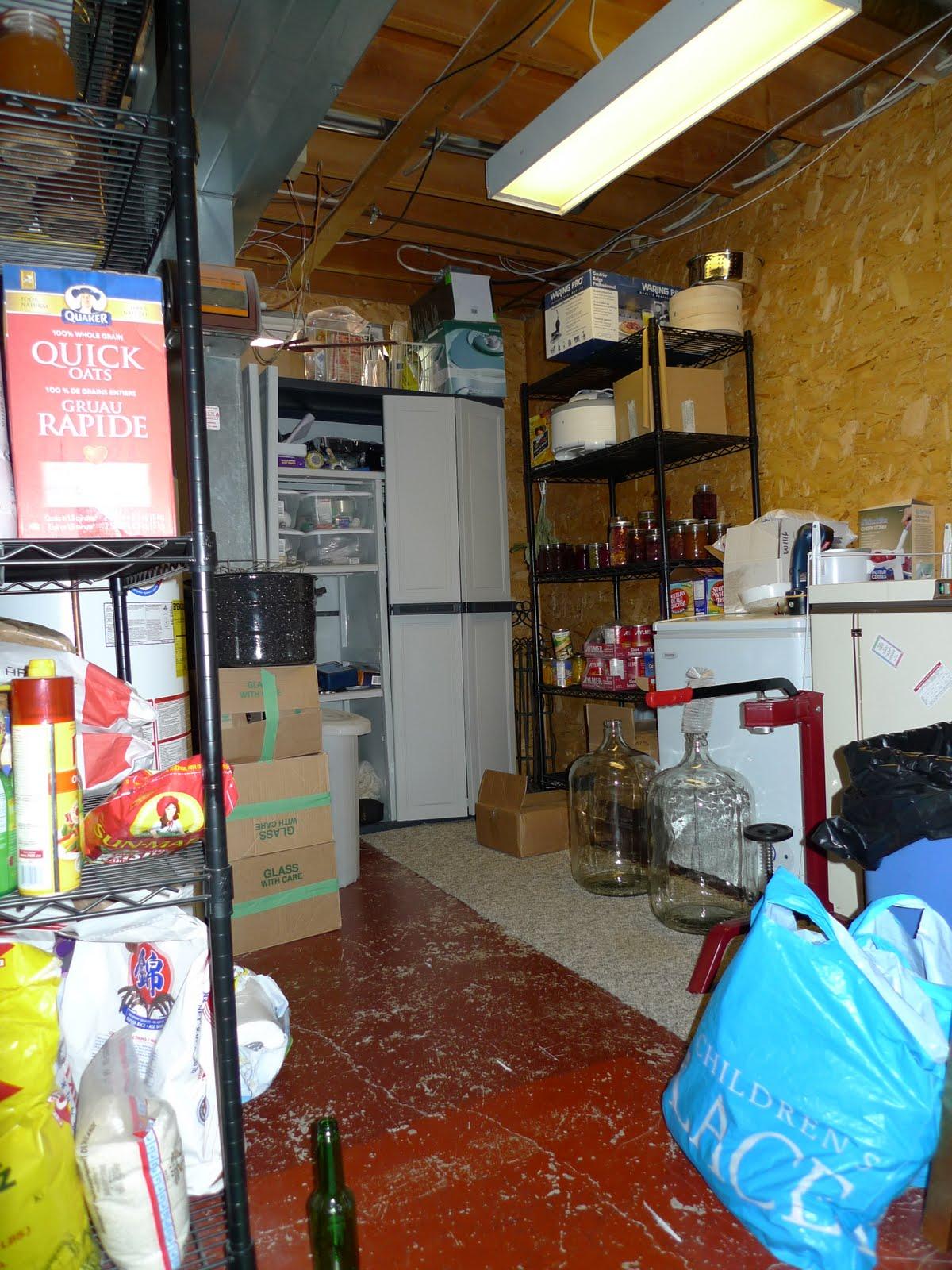 Living Simply: The Furnace Room  Backwoods Mama