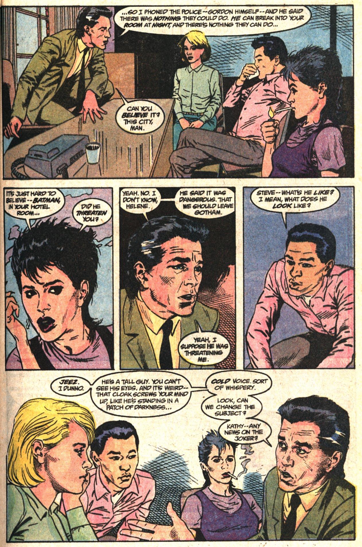 Read online Secret Origins (1986) comic -  Issue # _Special 1 - 4
