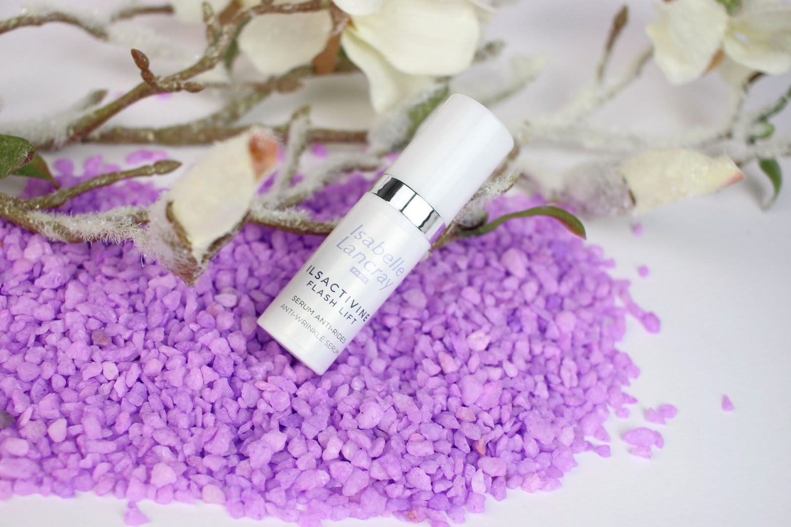 cosmetic college hannover, elixir volume plus, empfindliche haut, flash lift serum, gesichtstonic, hautpflege, Ilsactivine, Isabelle Lancray Paris, reinigungsmilch, review, skincare, trockene haut,