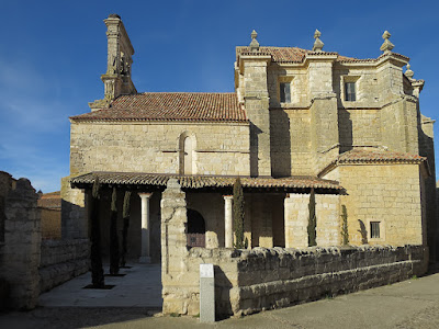 Urueña, iglesia de Santa María de Azogue