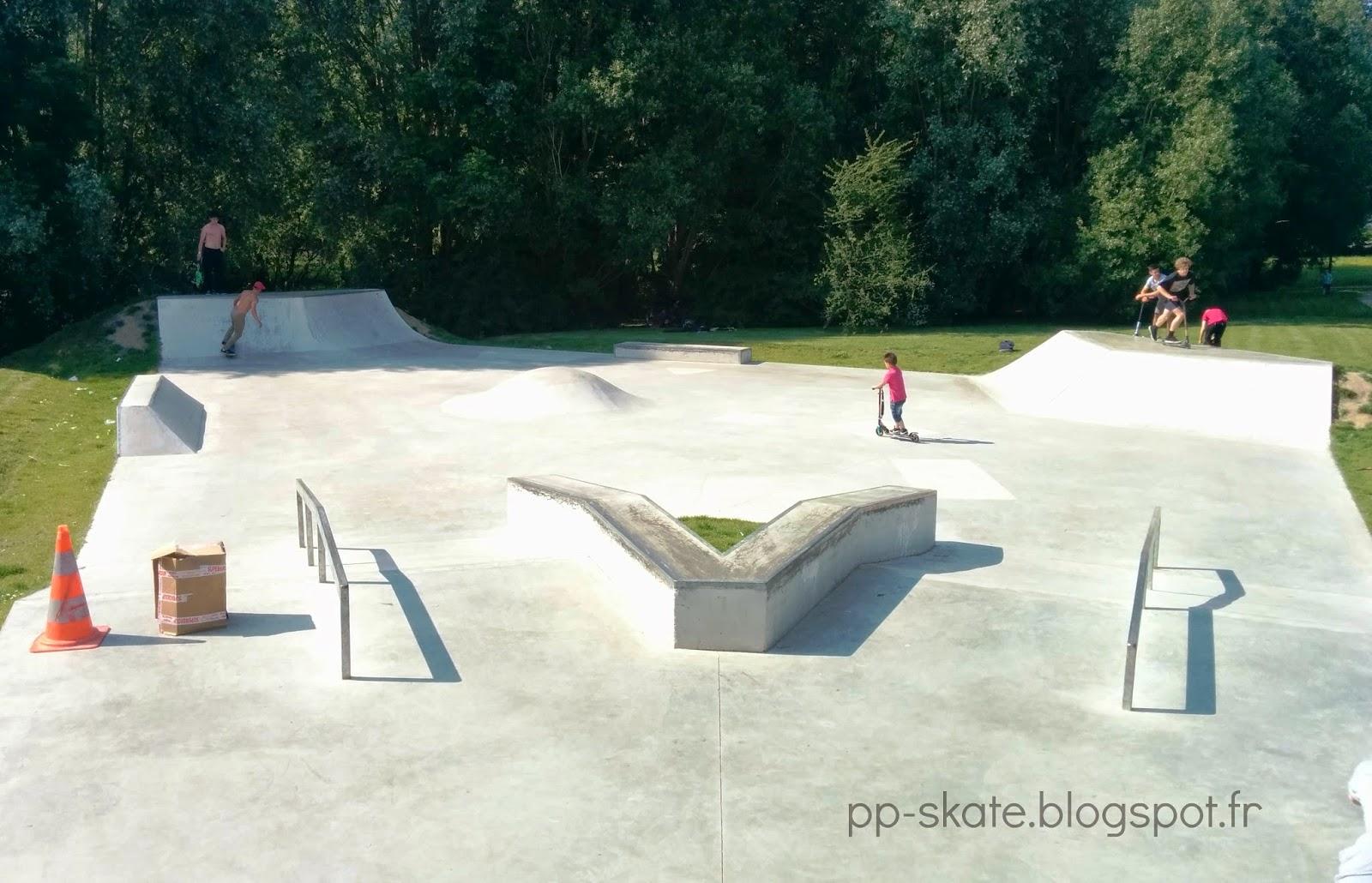 Skatepark Saint Cheron