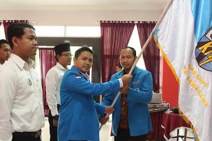 Pelantikan Ketua KNPI Kecamatan Tugu Semarang