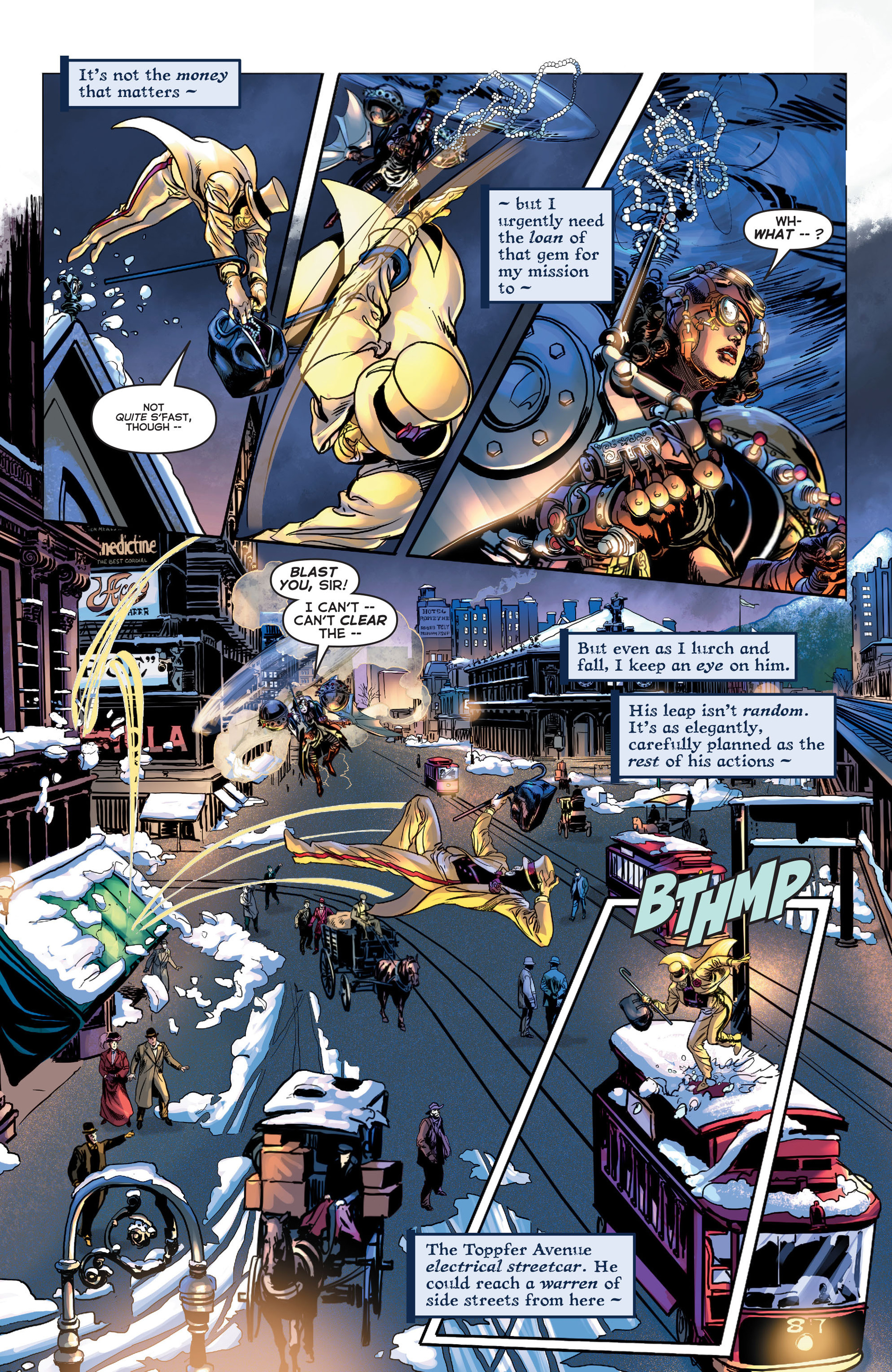 Read online Astro City comic -  Issue #5 - 20