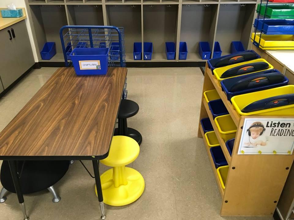 Sprinkles To Kindergarten