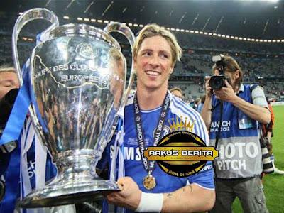 Torres Bantu Chelsea Menangkan Liga Champions 2011/12
