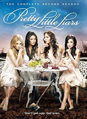 Pretty Little Liars (Maldosas) - 2ª Temporada Séries Torrent Download onde eu baixo
