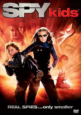 Spy Kids 2001 Dual Audio Hindi 720p BluRay 700MB