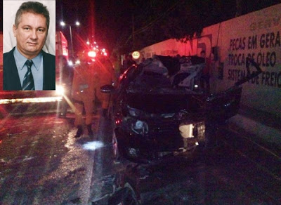 Paraibano morre em grave acidente em Juazeiro do Norte