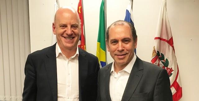Luiz Kignel é eleito presidente da Federação Israelita-SP