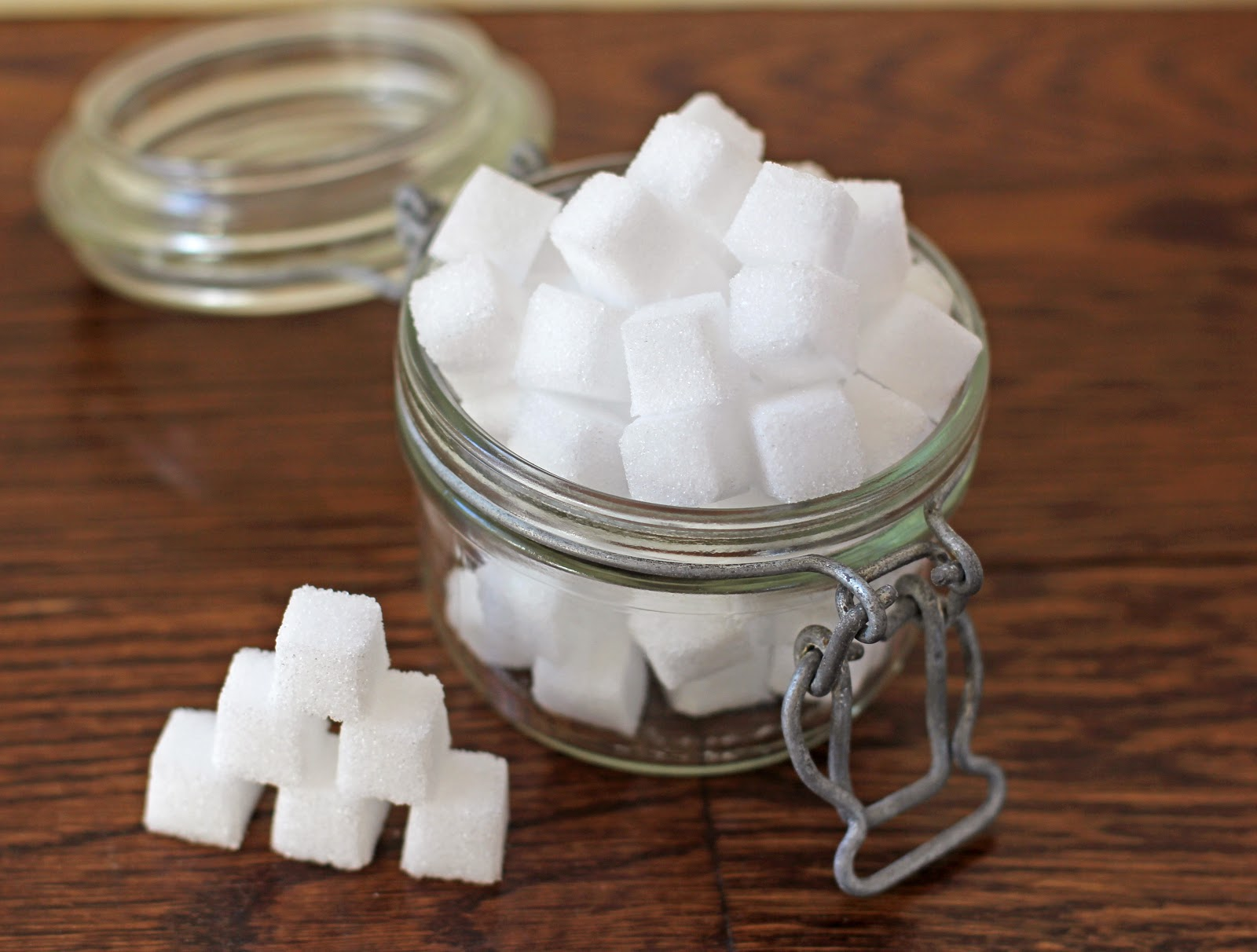 Healthy DIY Sugar Cubes - Desserts with Benefits
