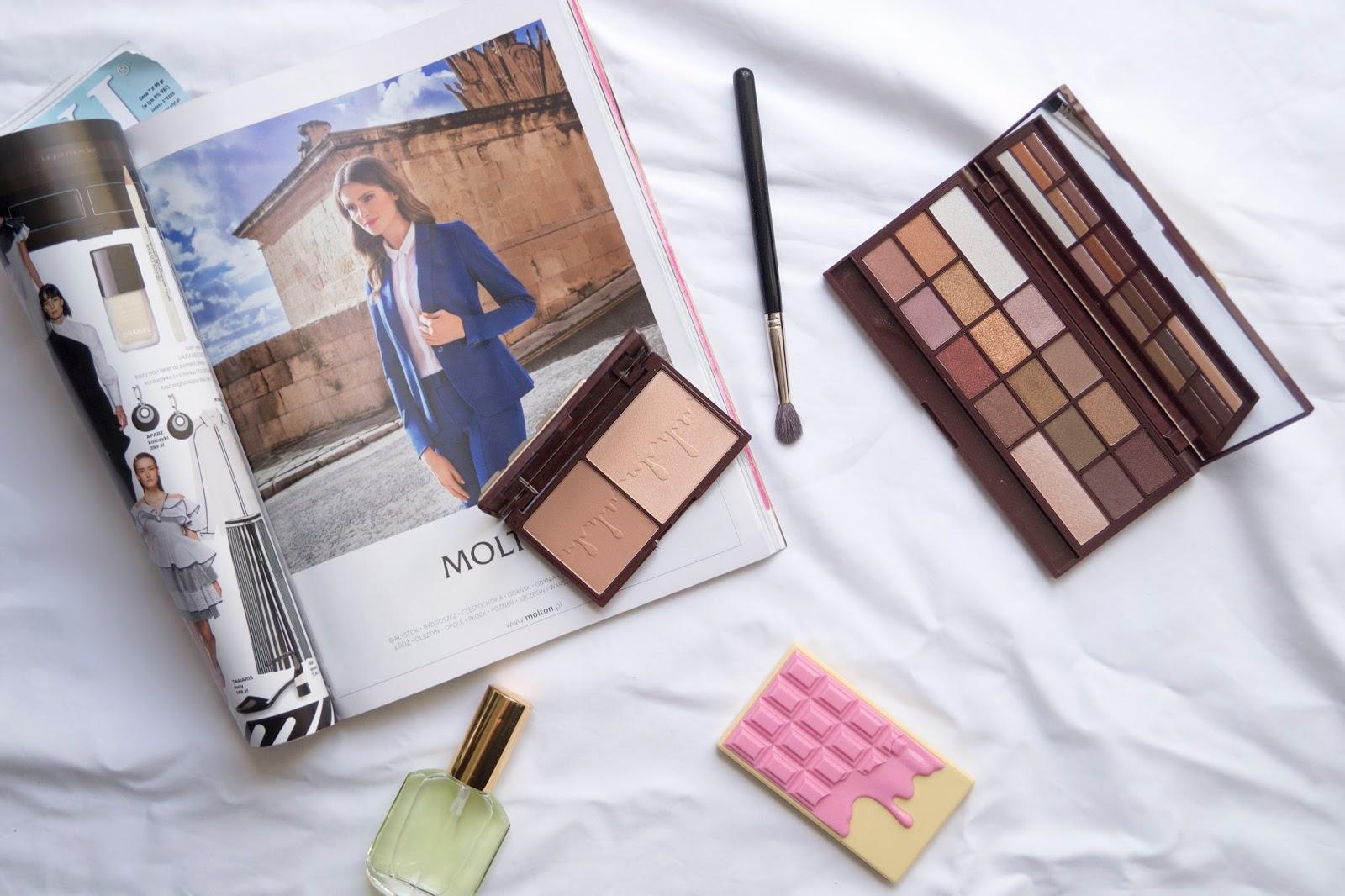 Bajkowy rozświetlacz, matowe pomadki oraz kuszące mini czekoladki. Przegląd nowości od Makeup Revolution