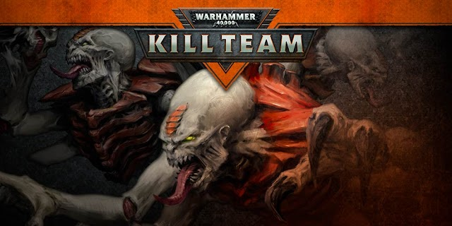 Writhing Shadow Preview: Tyranid Kill Team Starter