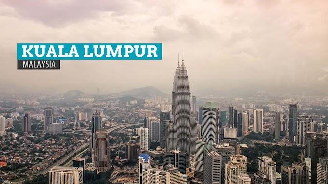 Rumah Terbalik Tarikan Terbaru di Kuala Lumpur