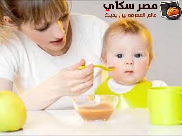 ماهى أهمية التغذية الصحية لرضيعك  Healthy nutrition ؟