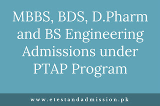 Pakistan Technical Assistant Program